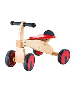 porteur bois 4 roues bolide