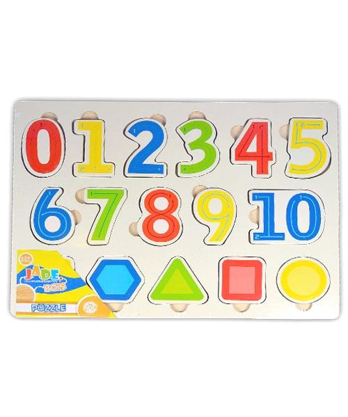 jouet bois puzzle chiffres qualijouet