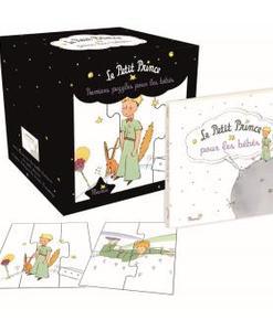 Puzzle du Petit Prince de A. de Saint -Exupéry pour les petits - Qualijouet