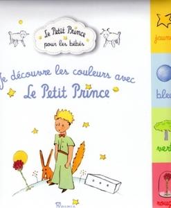 Je découvre les couleurs avec le Petit Prince - Qualijouet