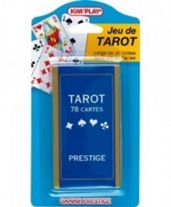Jeu de tarot de 78 cartes - Qualijouet