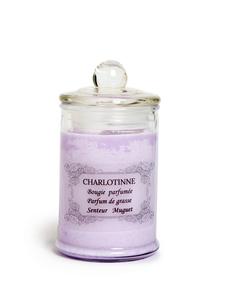 Bougie parfumée fabriquée à la main en grand pot Bonbonnière - Qualijouet