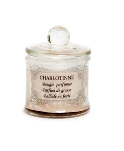 Bougie parfumée fabriquée à la main en pot Bonbonnière - Qualijouet