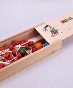 Mini Croquet dans sa boite - Qualijouet