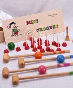 Mini Croquet - Qualijouet