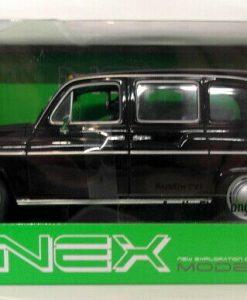 Miniature Austin FX 4 London Taxi métal et boite - Qualijouet