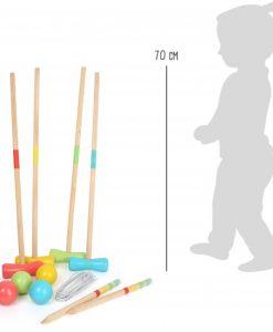 Jeu de croquet pour enfants - Qualijouet