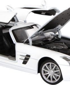 Miniature Mercedes Benz SLS AMG (détail) - Qualijouet