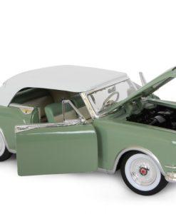 Miniature Packard Caribbean (détail) - Qualijouet