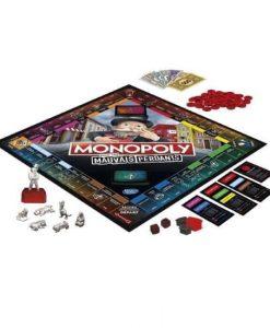 Monopoly pour les mauvais perdants (détail) - Qualijouet