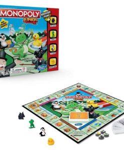 Monopoly Junior (détail) - Qualijouet