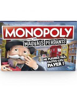 Monopoly pour les perdants - Qualijouet