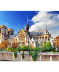 Puzzle Cathédrale Notre-Dame de Paris - Qualijouet