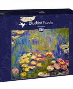 Puzzle Claude Monet - Nymphéas - Qualijouet