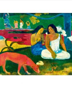Puzzle Gauguin - Arearea, 1892 - Qualijouet