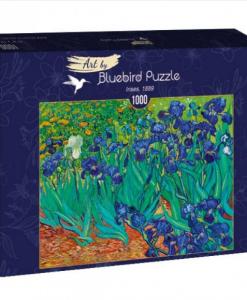 Puzzle Vincent Van Gogh - Irises, 1889 - Qualijouet
