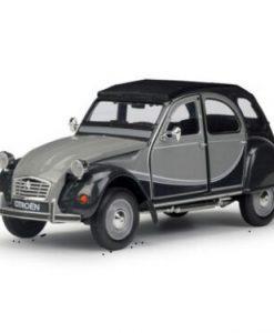 Citroën 2 cv couleur grise - Qualijouet